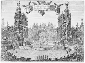 Proscenium for Angelica