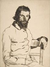 Portrait of Charles Meryon