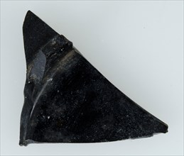 Glass Fragment from a Vessel
