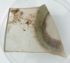 Bottom of a Vessel with Foot