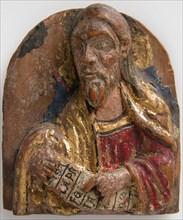 Miniature Relief of Hebrew Prophet Isaiah with Scroll
