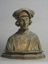 Portrait Bust of a Young Man