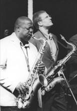 Jesse Davis and Eric Alexander