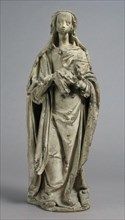 Virgin and Child, French, ca. 1550-60.