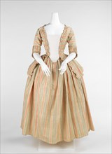 Dress, French, ca. 1775.