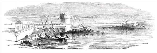 Island of Mogadore, 1844. Creator: Unknown.