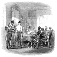 Court Martial, 1845. Creator: Unknown.