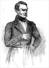 Mr. Miall, 1845. Creator: Unknown.