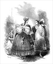 Spanish nurses, 1845. Creator: Smyth.