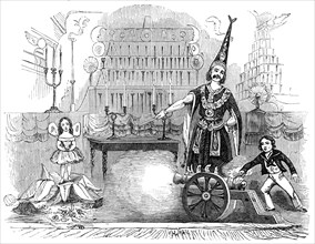 Monsieur Philippe, at the Strand Theatre, 1845. Creator: Unknown.