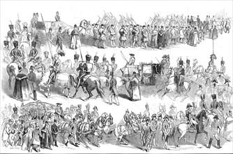 The Lord Mayor's Show, 1845. Creator: Smyth.