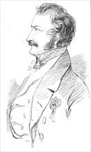 Col. Reid, M.P. for Windsor, 1845. Creator: Unknown.
