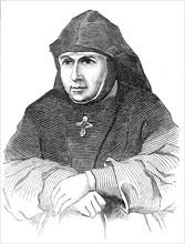 Irena Macrina Mieczyslaska, Superior of the Covent of St. Basil, 1845. Creator: Unknown.