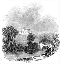 Lambton Castle, 1844. Creator: Unknown.