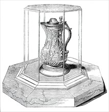 Shakspeare's Jug, 1844. Creator: Unknown.