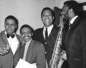 Charlie Rouse Quartet, London,1961.