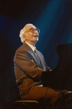 Dave Brubeck, North Sea Jazz Festival, The Hague, Netherlands, 2004.