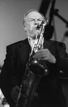 Tommy Newsom, c1992.