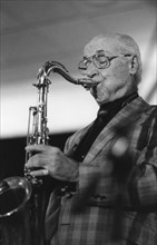Flip Phillips, The March of Jazz, Clearwater Beach, Florida, USA, 1997.