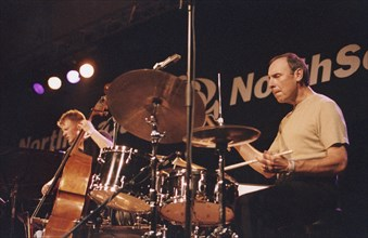 Joe La Barbera, North Sea Jazz Festival, The Hague, Netherlands, 2004.