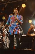 Lou Rawls, North Sea Jazz Festival, The Hague, Netherlands, 1992.