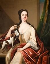 Portrait of Barbara Lister