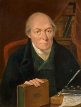Portrait of William Hutton