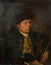 Portrait Of John Freeth