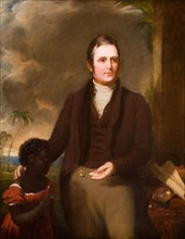 Portrait of Joseph Sturge