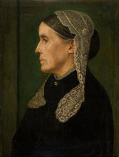 Portrait of Mrs Henry Gaskin