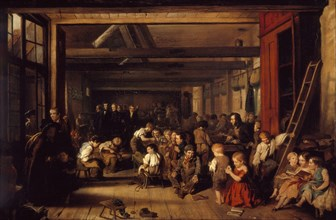 The First Ragged School