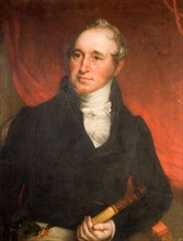 Portrait of George Attwood