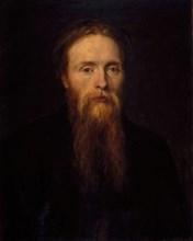 Portrait of Sir Edward Burne-Jones