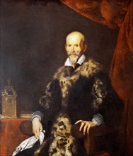 Portrait of a Genoese Nobleman