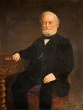 Portrait of William Tranter
