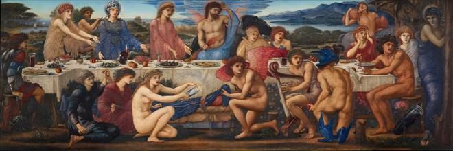 The Feast of Peleus