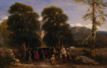 The Welsh Funeral