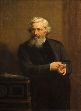 Portrait of George Dawson