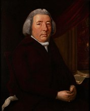 Portrait of Francis Eginton