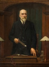 Portrait of Isaac Bradley