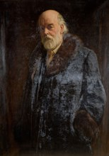 Portrait Of Sir Oliver Lodge