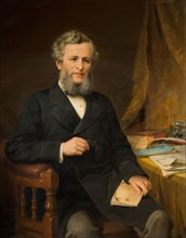 Portrait of The Rt. Hon. Jesse Collings