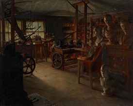 James Watt's Work Room