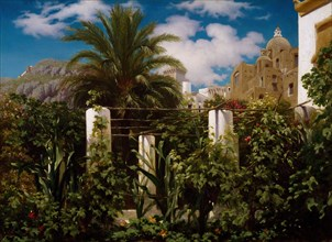 Garden of an Inn