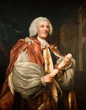 Portrait Of Dr John Thomas