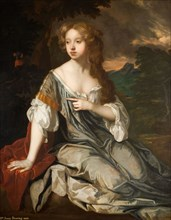 Portrait Of The Hon Mrs Lucy Loftus