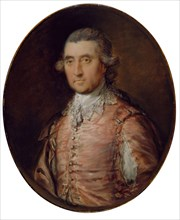 Portrait of Sir Charles Holte
