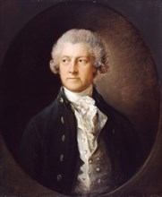 Portrait of Lewis Bagot