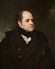 Portrait of Sir John Franklin