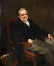 Portrait of Samuel Lines